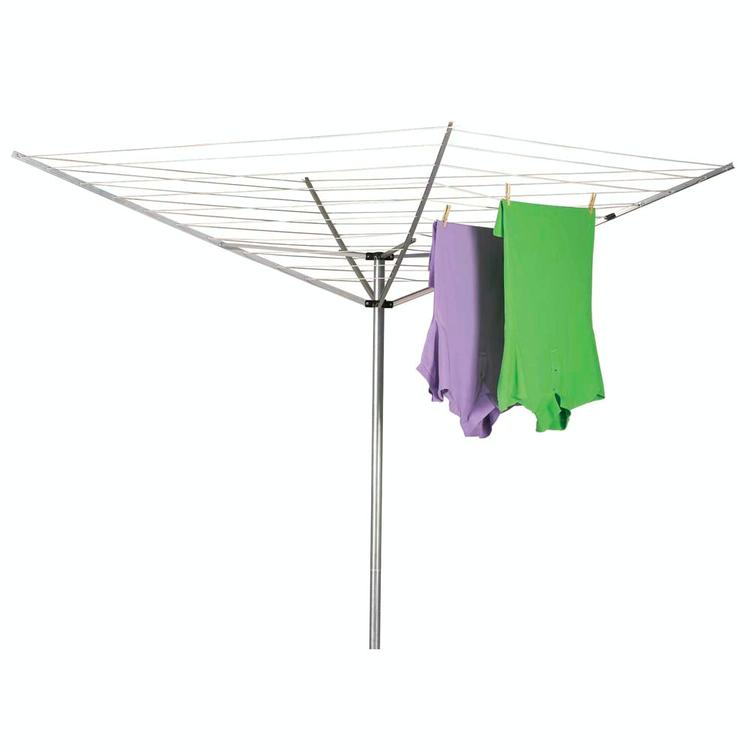 Outdoor Clothes Dryer ~ Household essentials outdoor umbrella clothes dryer