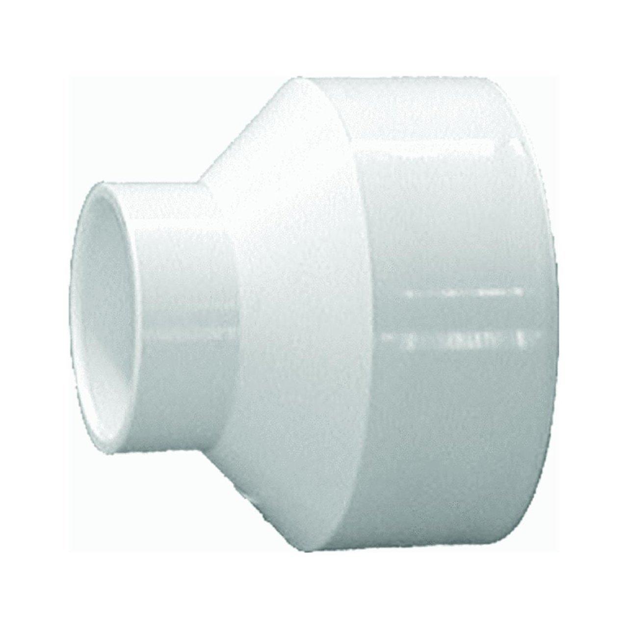 Genova pvc dwv reducing coupling size quot is
