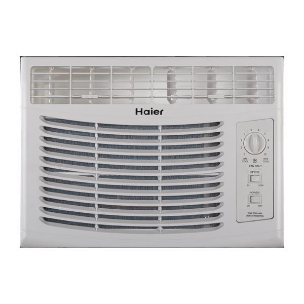 haier hwf05xcl 5000 btu mechanical window air conditioner cools 150 sq ft ebay. Black Bedroom Furniture Sets. Home Design Ideas