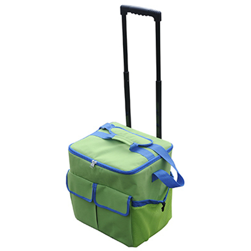 Sunjoy L Bc199pst Lime Green Portable Rolling Wheeled