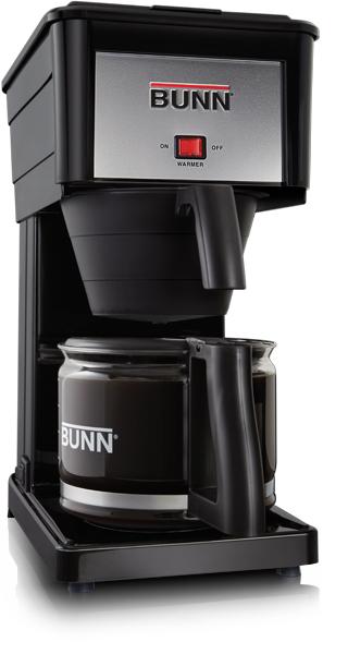 Bunn Coffee Maker Is Leaking : Bunn GRX B 10 Cup Velocity Brew Coffee Maker Black Brewer 072504077826 eBay