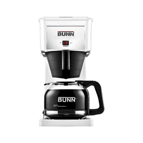 Bunn Coffee Maker Replacement Parts : Bunn GRX w 10 Cup Velocity Brew Coffee Maker White Brewer 072504077802 eBay