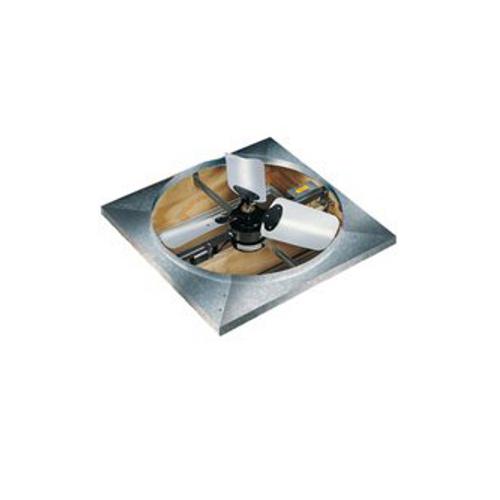 masterflow whfs24m 24 u0026quot  whole house aluminum attic fan kit