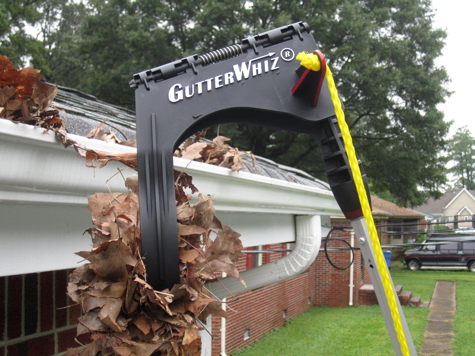 Gutterwhiz Gw1 The Best Gutter Cleaner Diy Cleaning Ebay