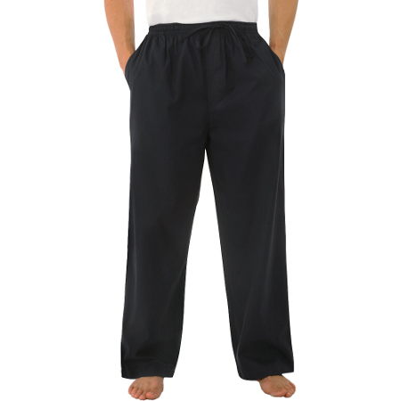 Men's Classic 100% Cotton Pajama Pants
