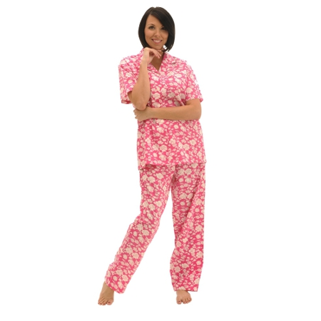 Women's Cotton Pajamas Set