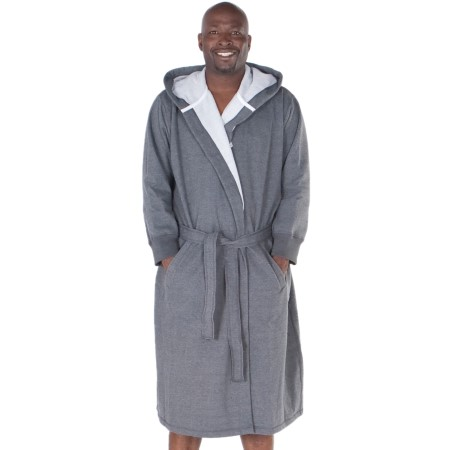 Robes 233 L 233 Gantes France Mens Full Length Bathrobes