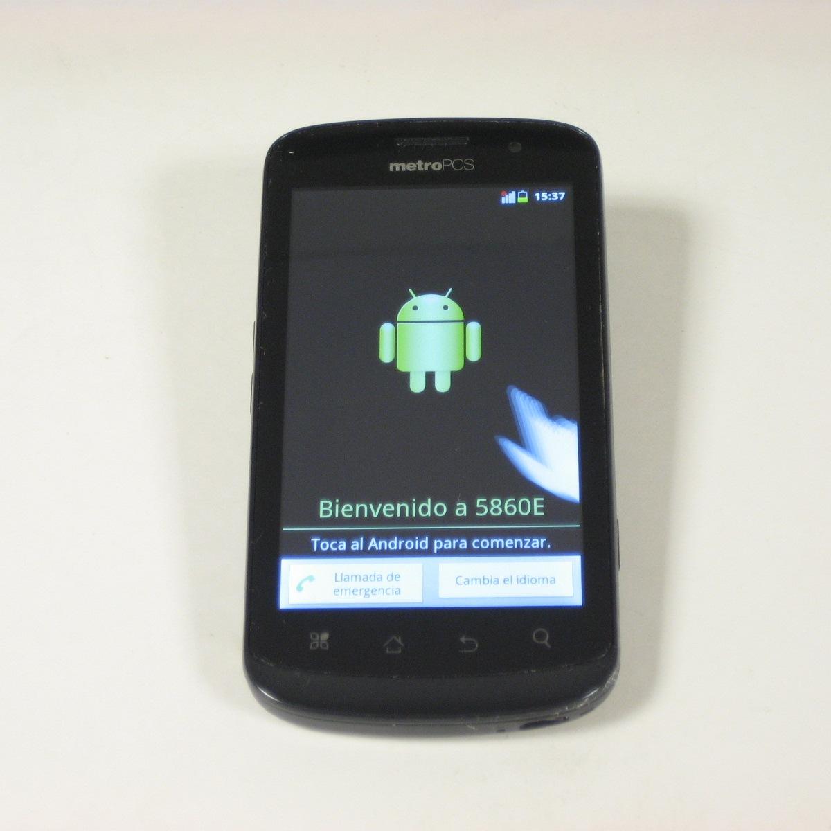 Android coolpad / Seiko pulsar