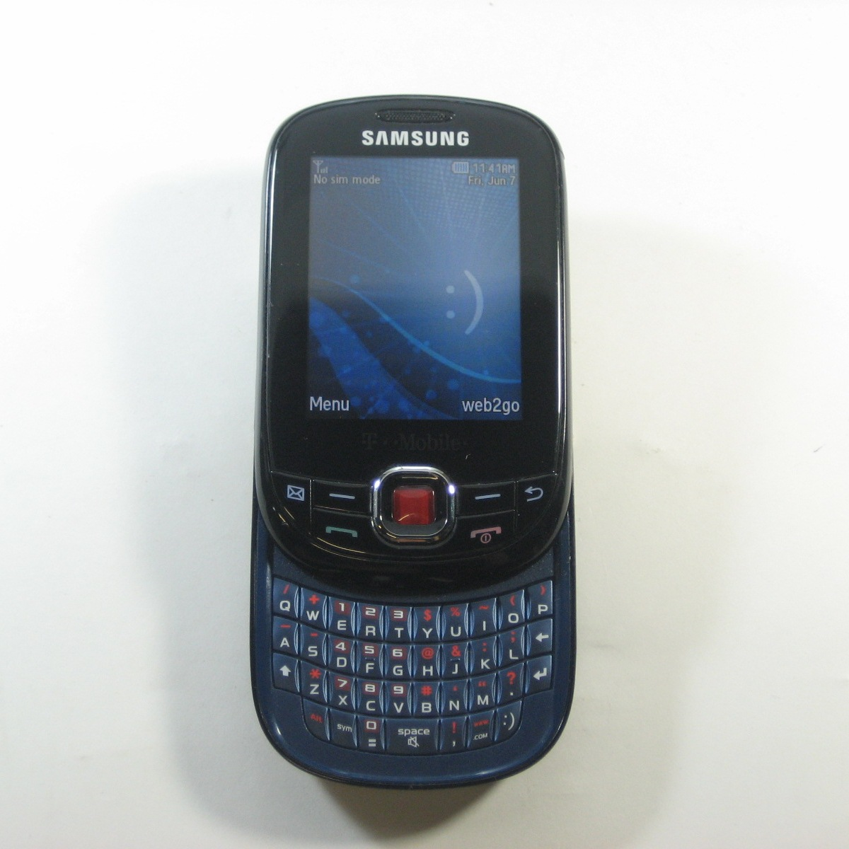 Details about samsung smiley t359 camera qwerty texting gsm phone t
