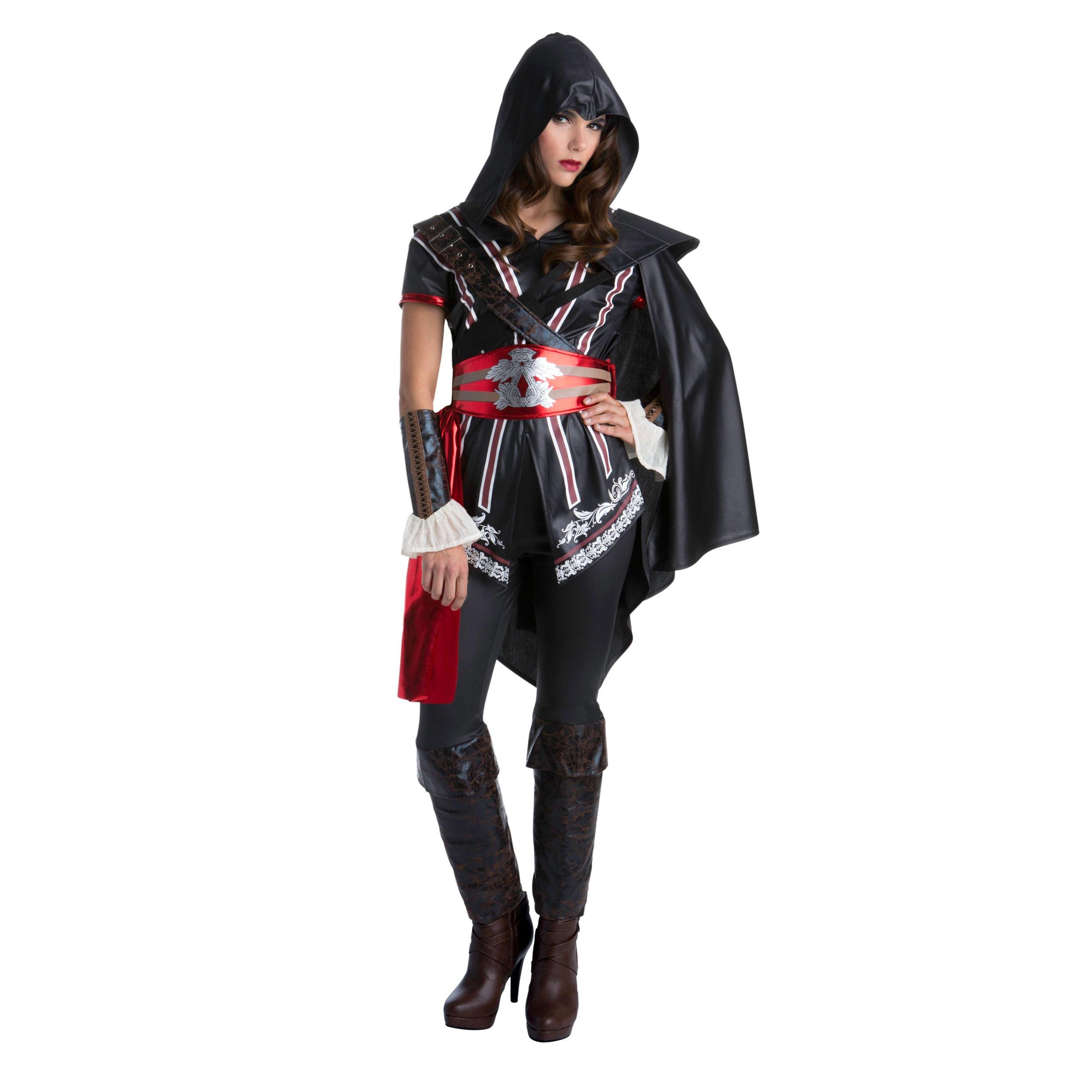Palamon Women S Assassin S Creed Sassy Ezio Classic Costume