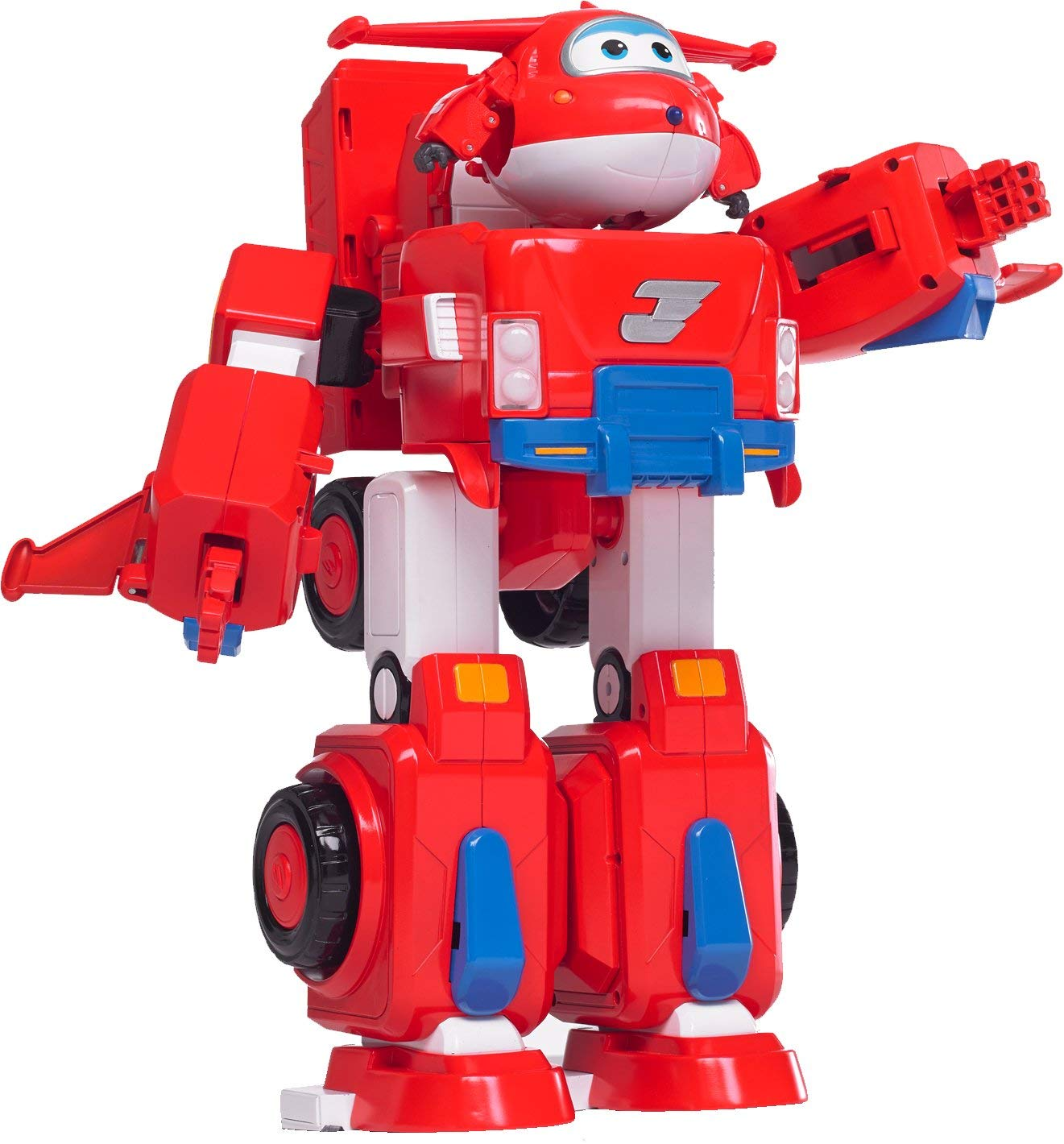 Donnie Figur Super Car Season 2 Super Robot Super Wings Super Neu