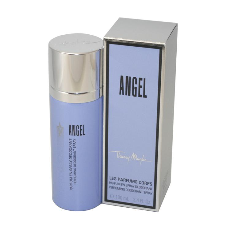 f3e3463ccb84 Details about Angel by Thierry Mugler 3.4 oz 100 ml Perfuming Deodorant  Spray for Women