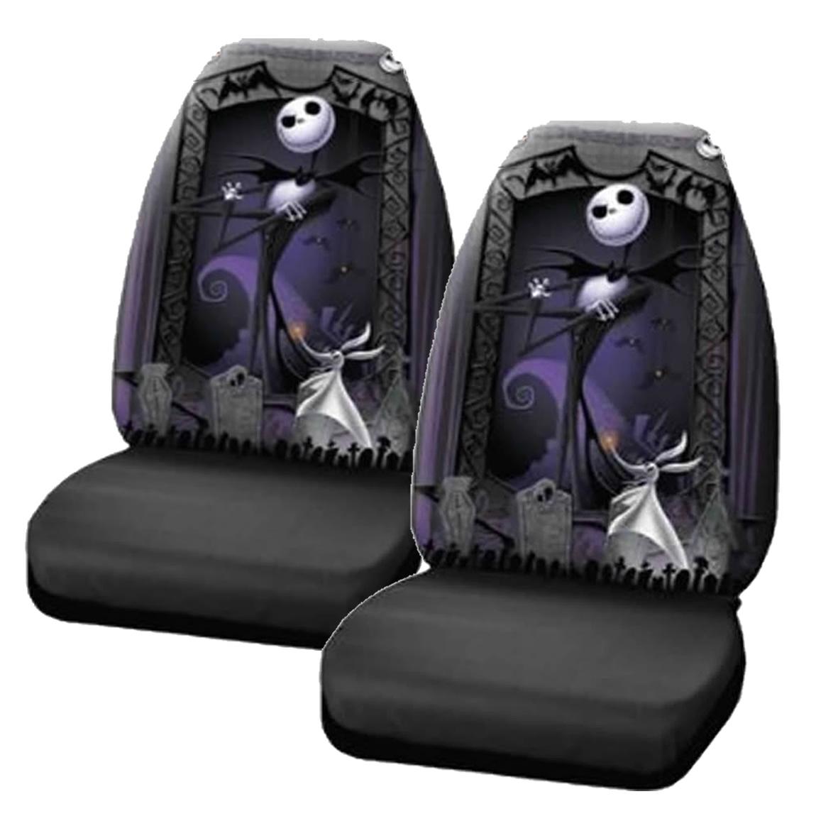 Jack Skellington Baby Car Seat Covers