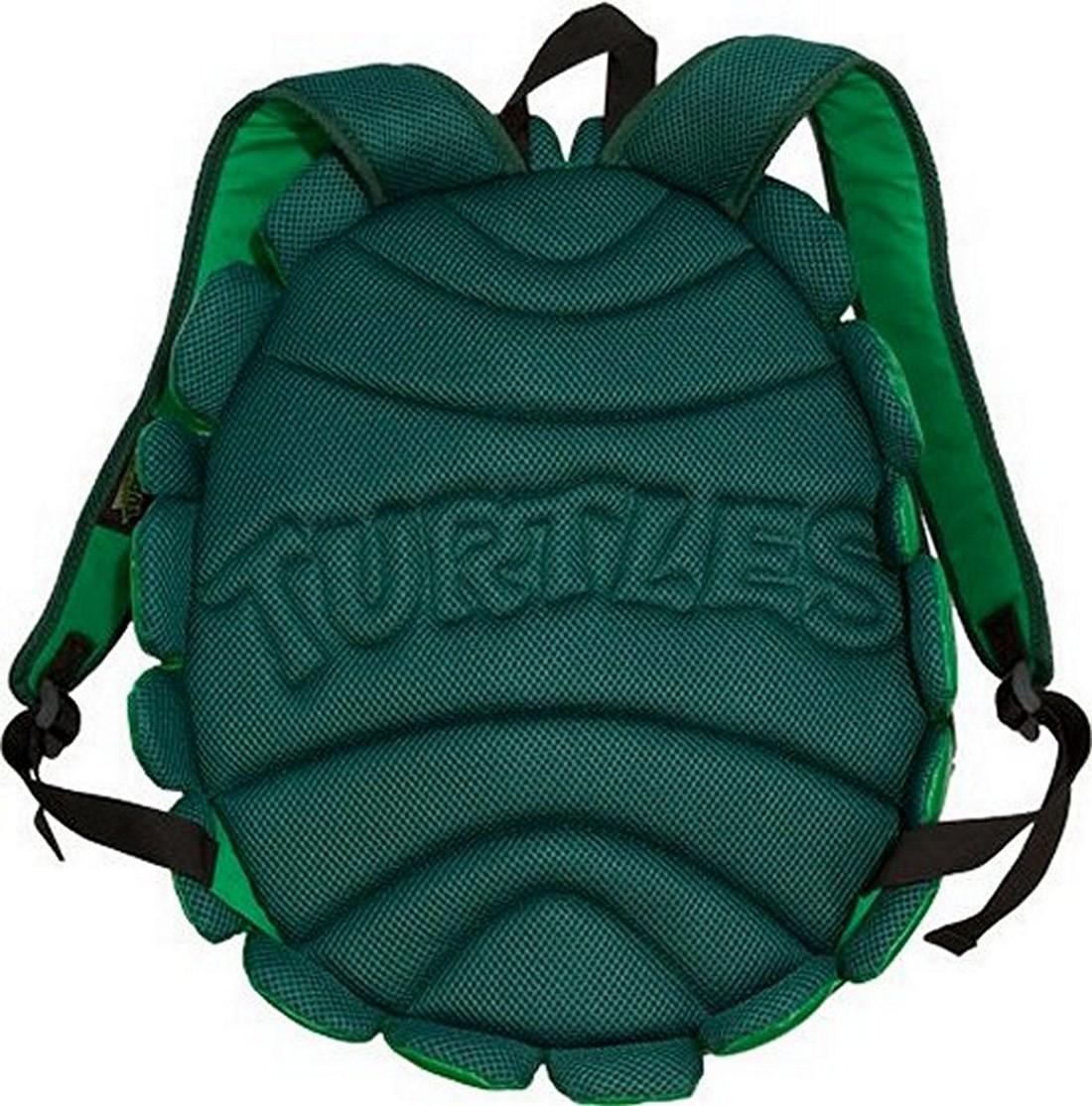 TMNT Teenage Mutant Ninja Turtles Turtle Shell Backpack ...