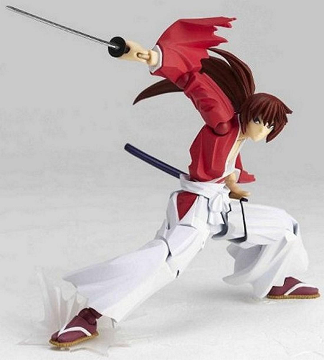 Rurouni Kenshin Revoltech Super Poseable Action Figure 109