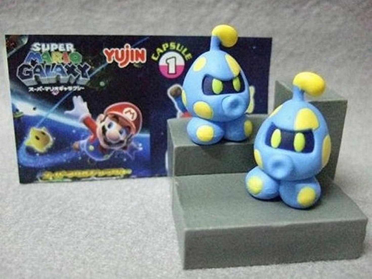 Nintendo Goomba Toys N Joys : Mario nintendo super galaxy gaspahon capsule