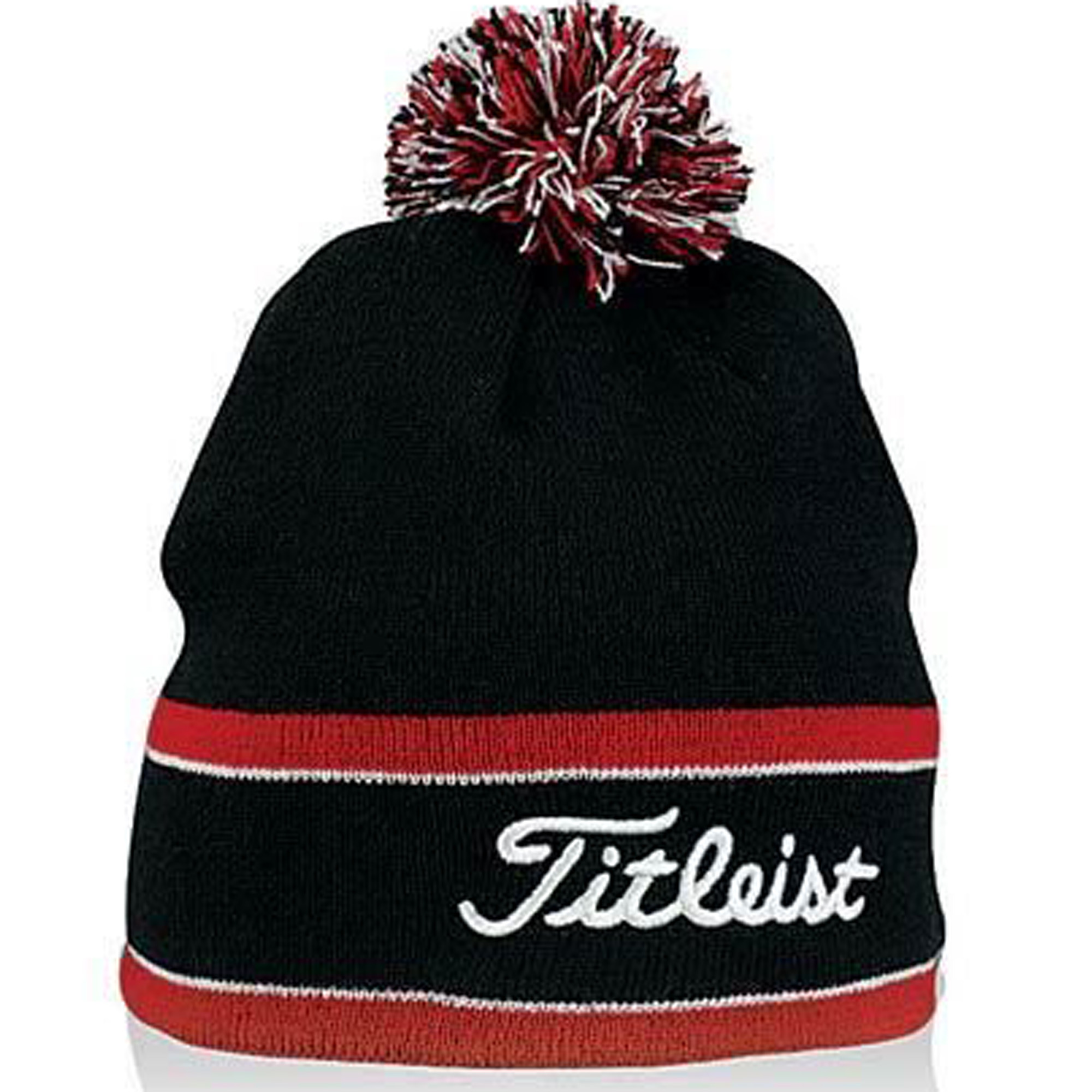 New 2014 Titleist Pom Pom Beanie Winter Hat/Cap COLOR ...
