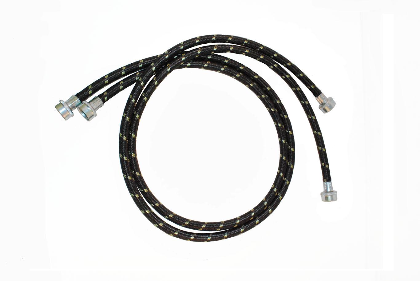 2 upgrade stnless washer hose