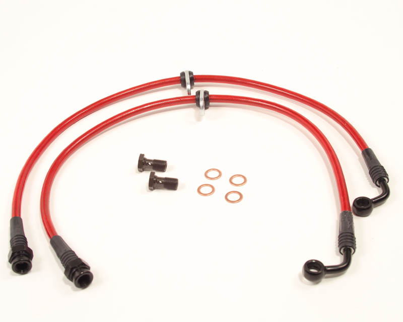 Agency Power Rear Brake Lines for 2005+ Subaru Legacy 2.5GT AP-BL-410 ...