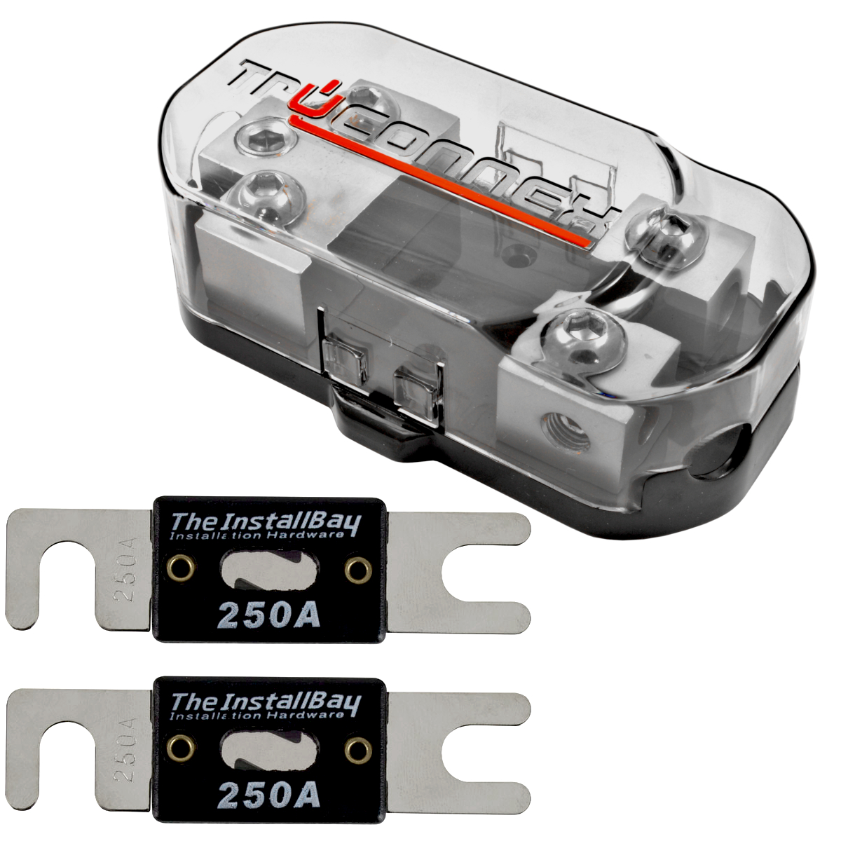 ANL Fuse Holder Accepting Distribution 0//4GA Input Output With Built-in 300A