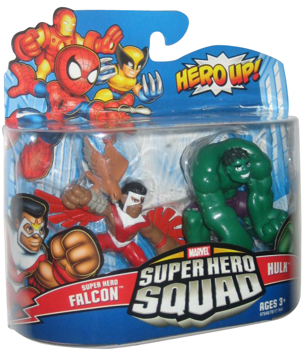Marvel Avengers SUPERHERO HASBRO Ultimate Protector Pack 8 Action Figures Set