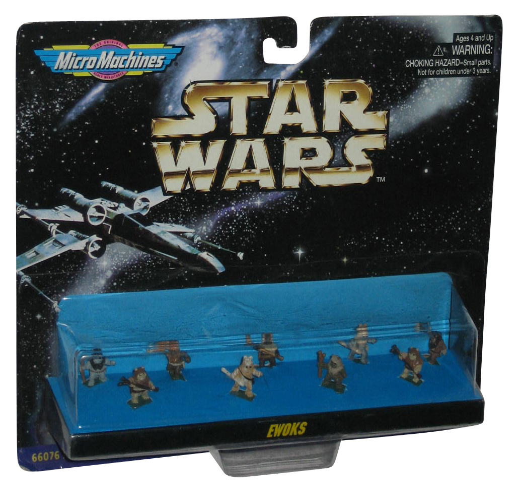 Star Wars Micromachines 1996 GALOOB Greedo Transforming Mini Head Collection II