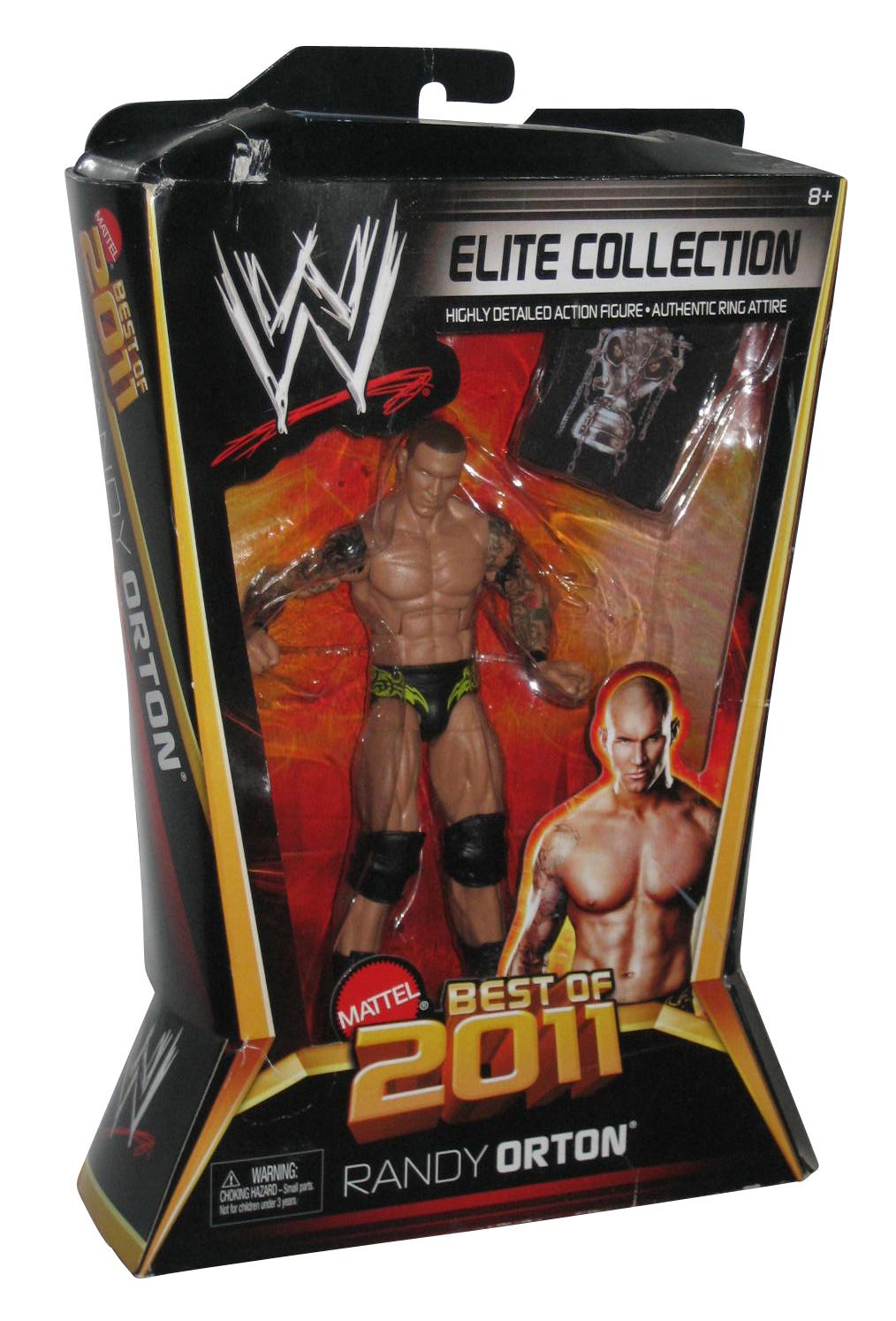 JOHN CENA FIGURINE TOUTE NEUVE WWE COLLECTION ELITE SÉRIES 54