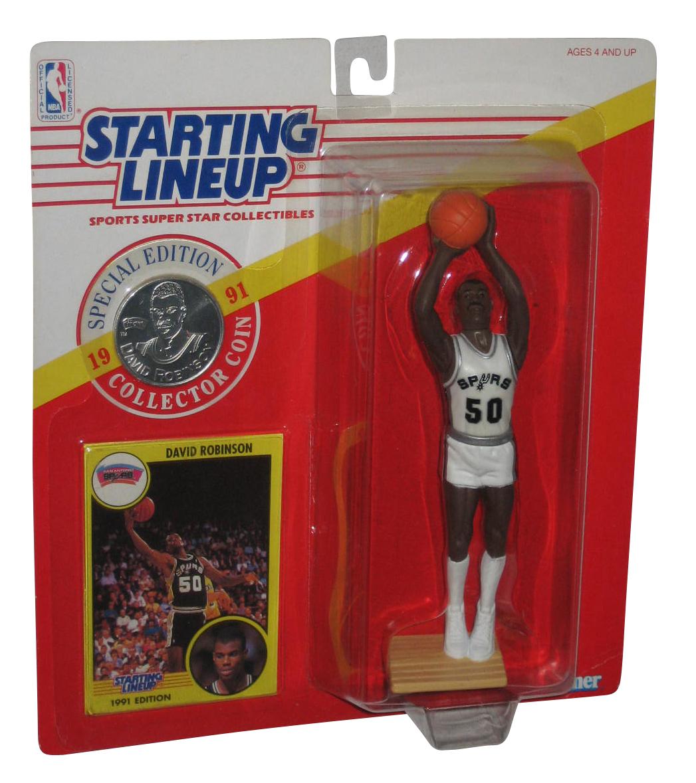 Loose 1996  GRANT HILL Starting Lineup -SLU -TEAM USA Sports Figurine