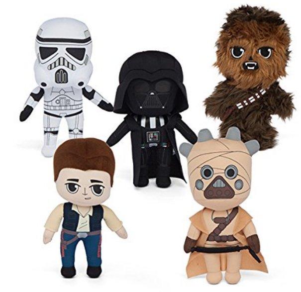 "Star Wars 40th Anniversary Comic Images Princess Leia 9/"" Plush Toy"