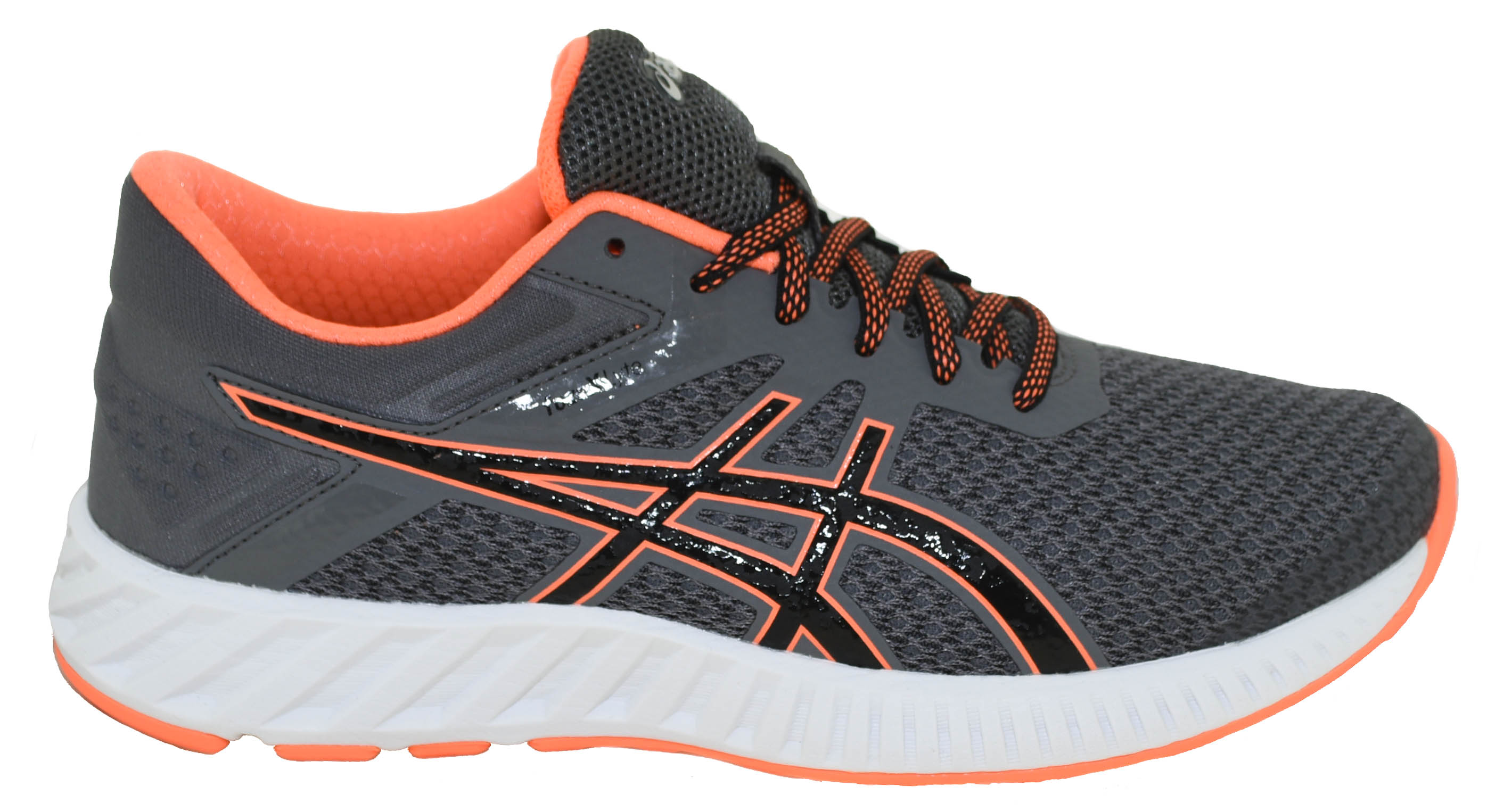 Asics Hommes FuzeX Lyte 2 Chaussures | de Course Hommes Carbone Lyte/ Noir/ Orange Chaud | 16955b0 - starwarsforcearenahackcheatonline.website