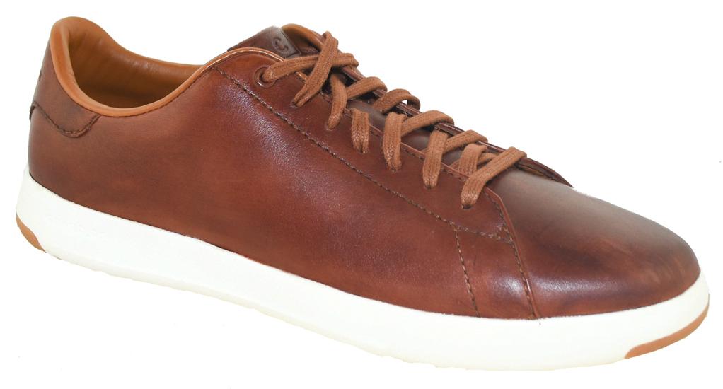 GrandPro Tennis Sneaker Brown Style