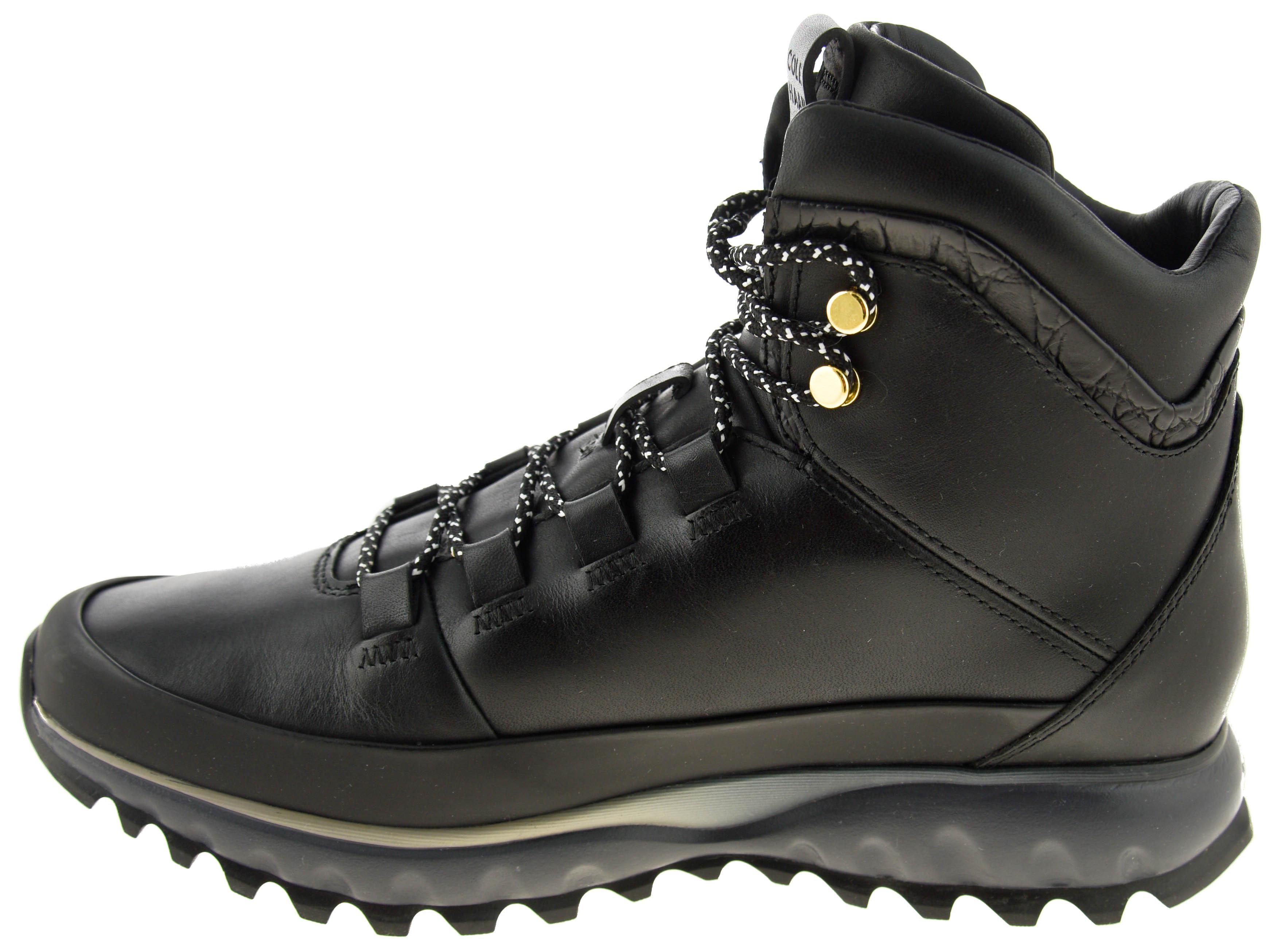 Terrain Hiker Boot Black Grey Style