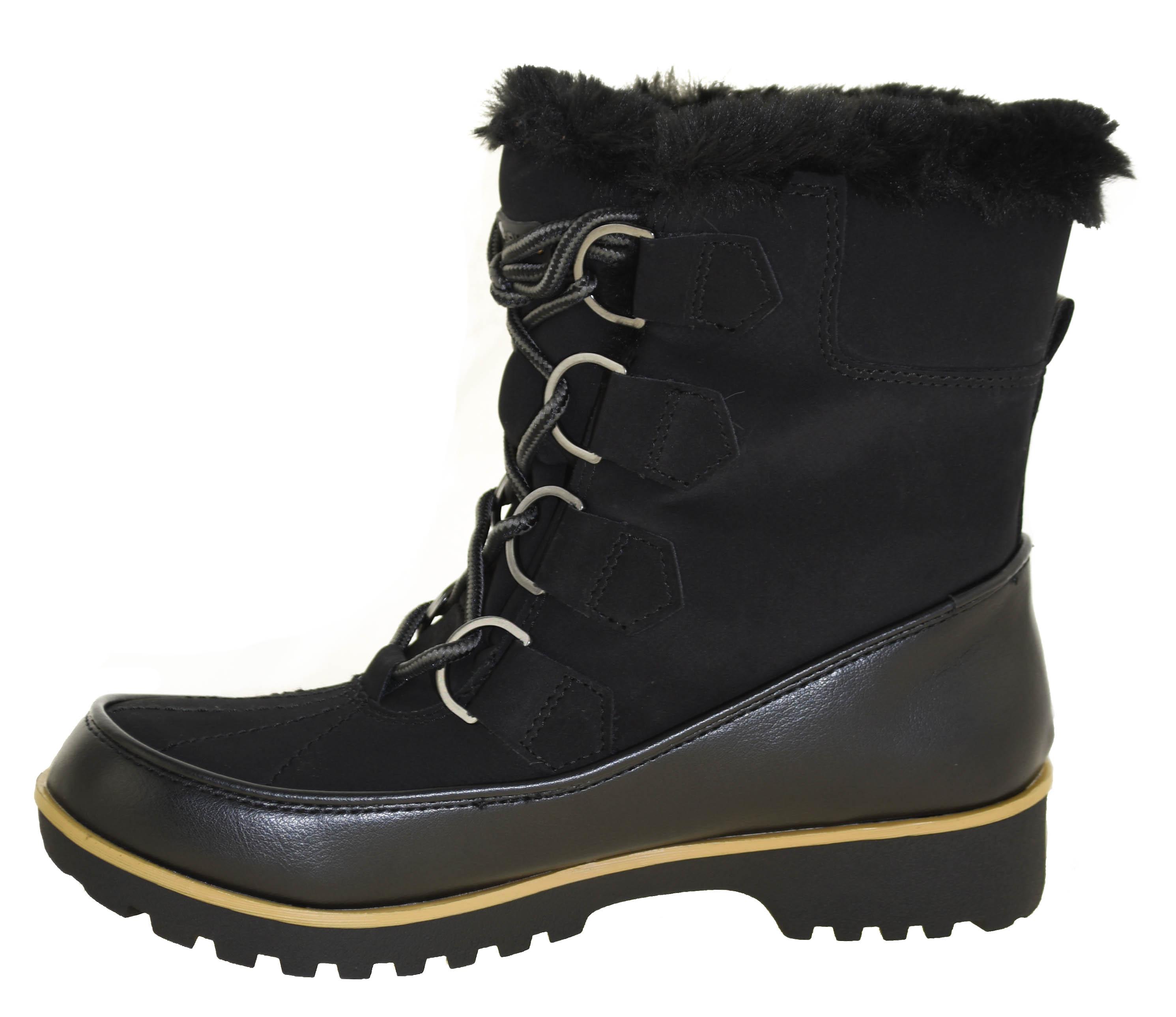 f08b255c2bb JBU by Jambu Women s Manchester Winter Boots Black