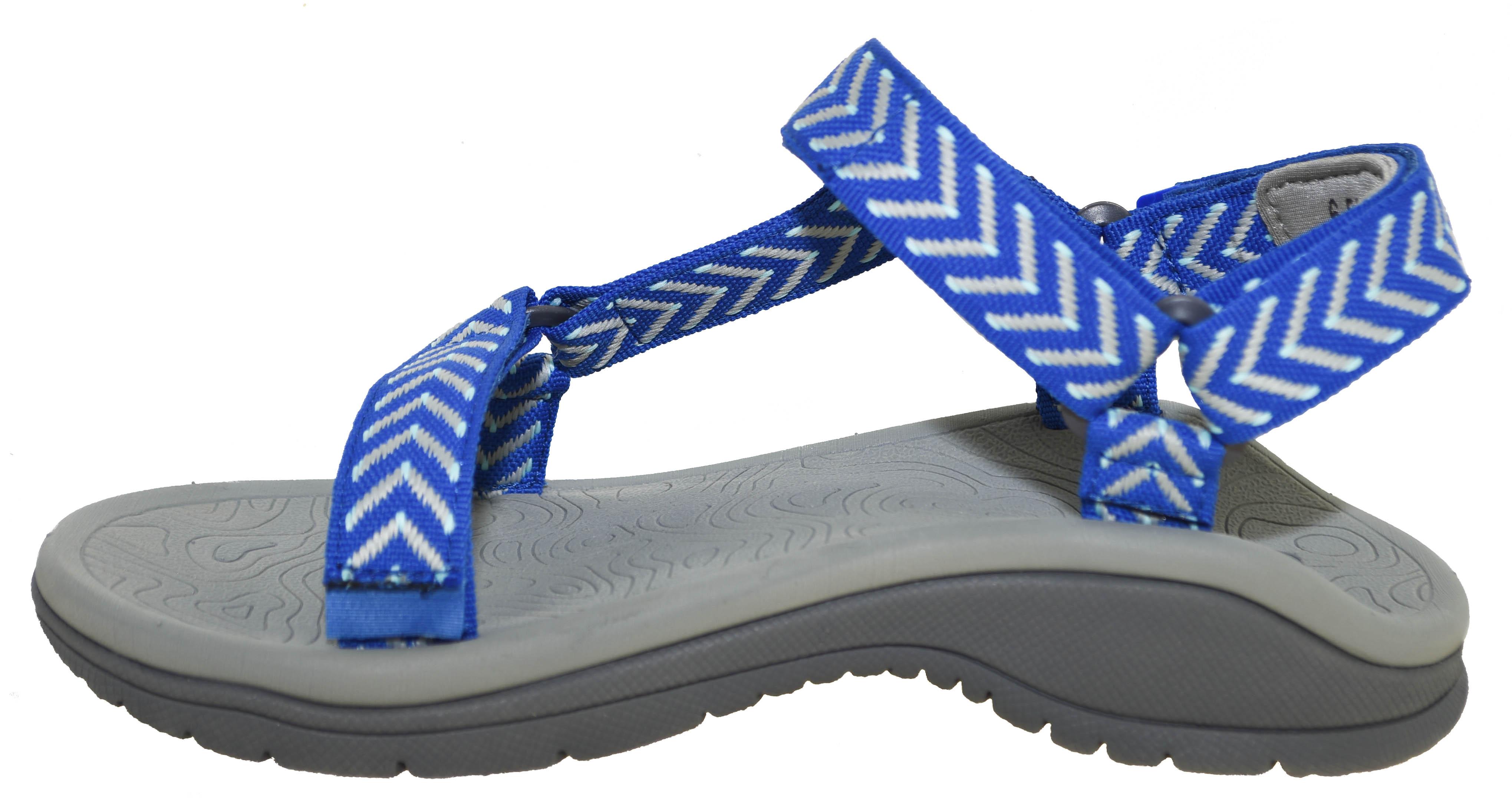 50a5590955059 Details about JSport by Jambu Women's Navajo Vegan Water Ready Sandals Blue