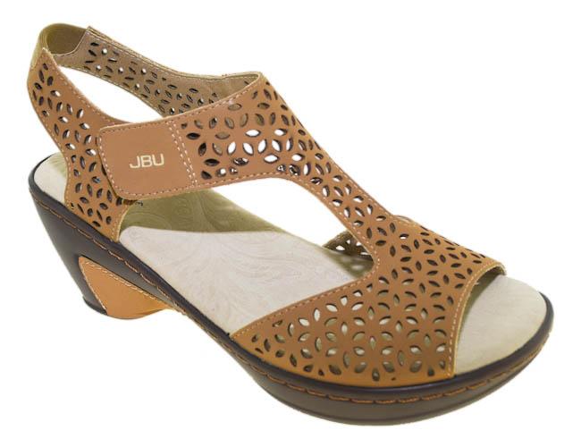 6fe5f6203df Jambu Women s Chloe Wedge Sandal Sand