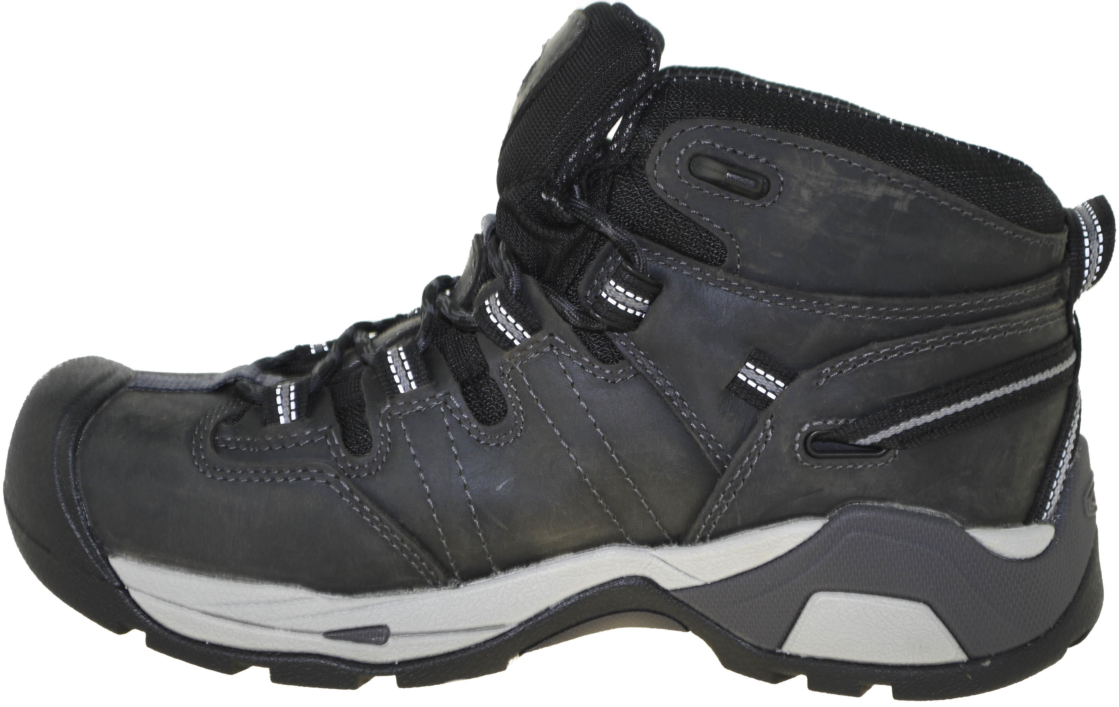 be4e0b461285 Keen Utility Men s Detroit XT Mid Soft Toe Boots Style 1020144