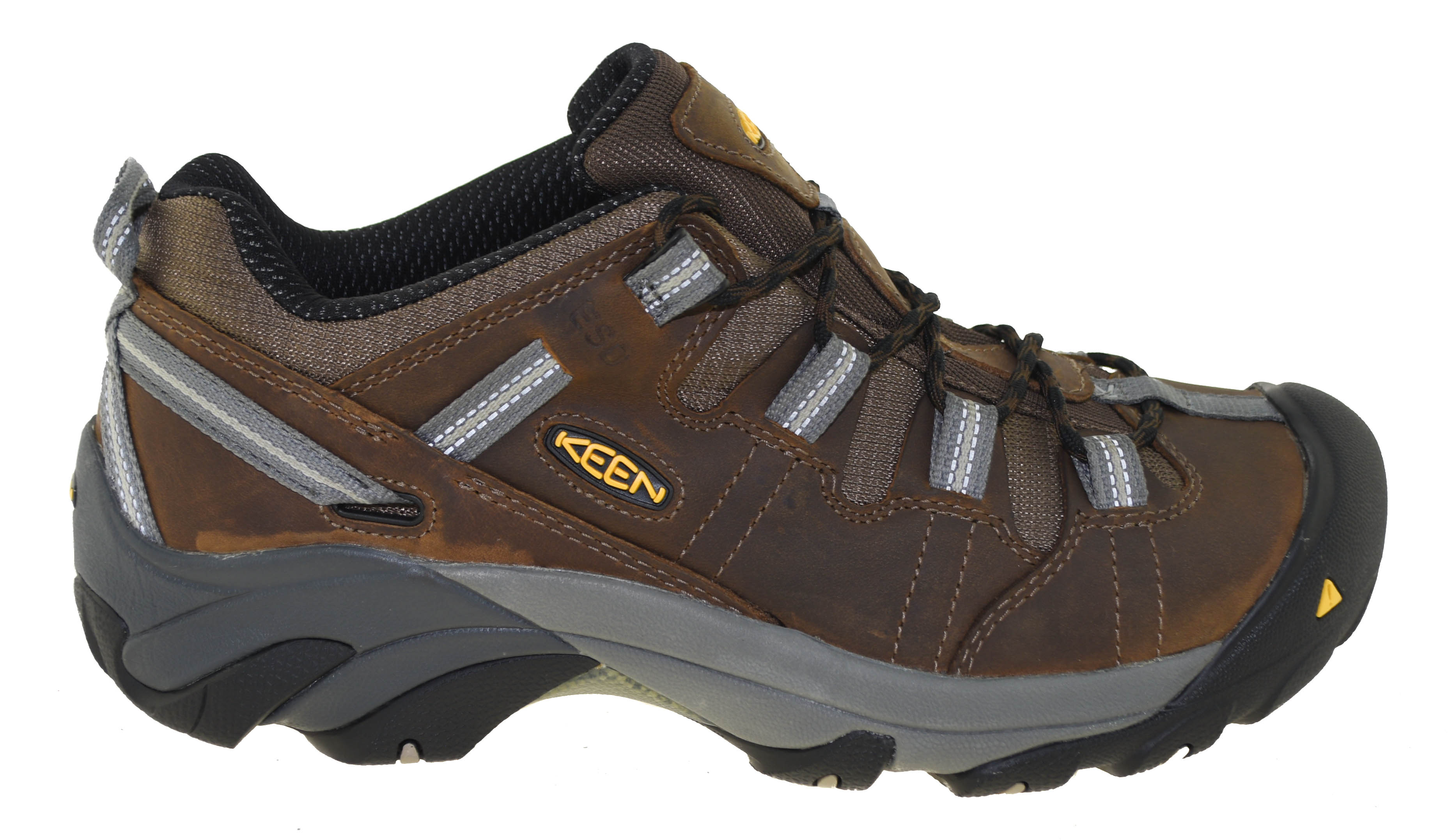 e8233b6b768 Details about Keen Utility Men's Detroit Low ESD Steel Toe Work Shoes Style  1007012