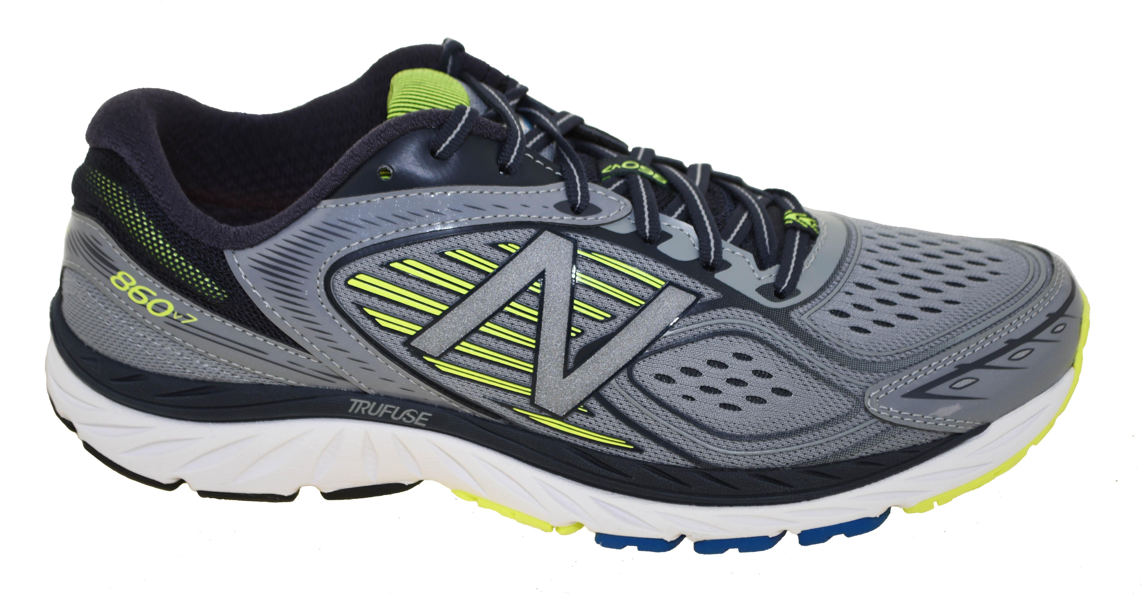 New Balance 860 v9 2E Wide Fit Men's Running Shoe | The