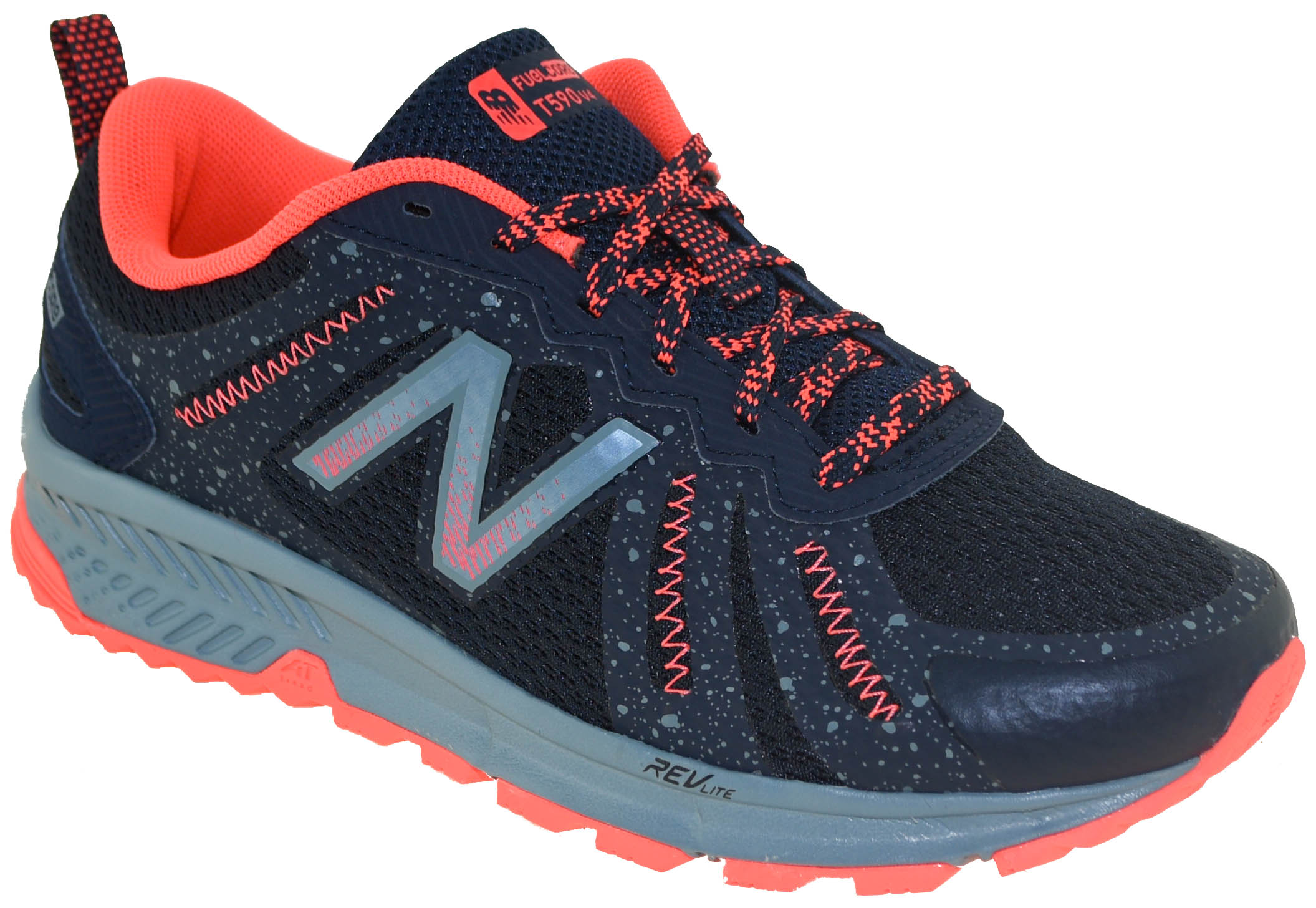Analgésico muestra Influencia  New Balance Women's 590 v4 FuelCore Trail Running Shoes WT590LP4 | eBay