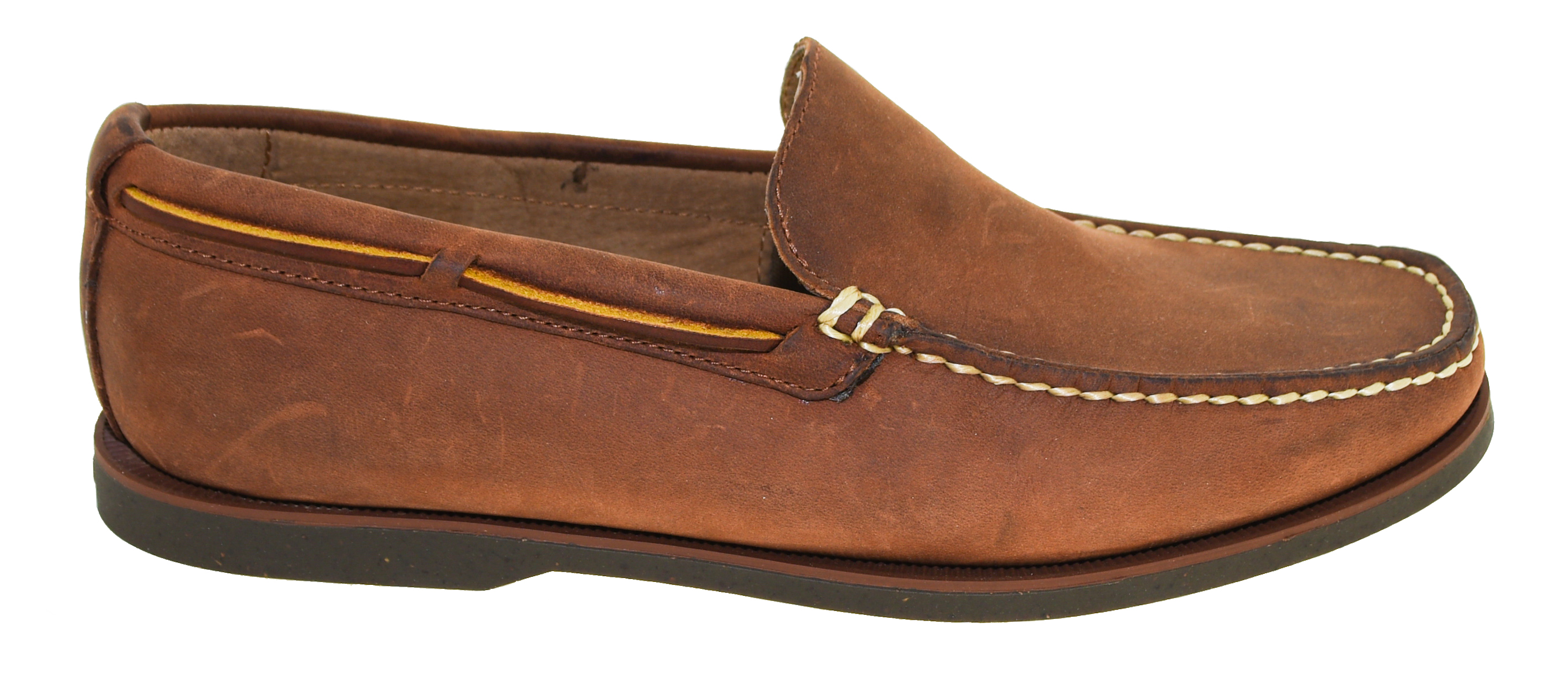8a3e3fe91ae Polo Ralph Lauren Men s Blackley Slip On Loafer Scotch Brown