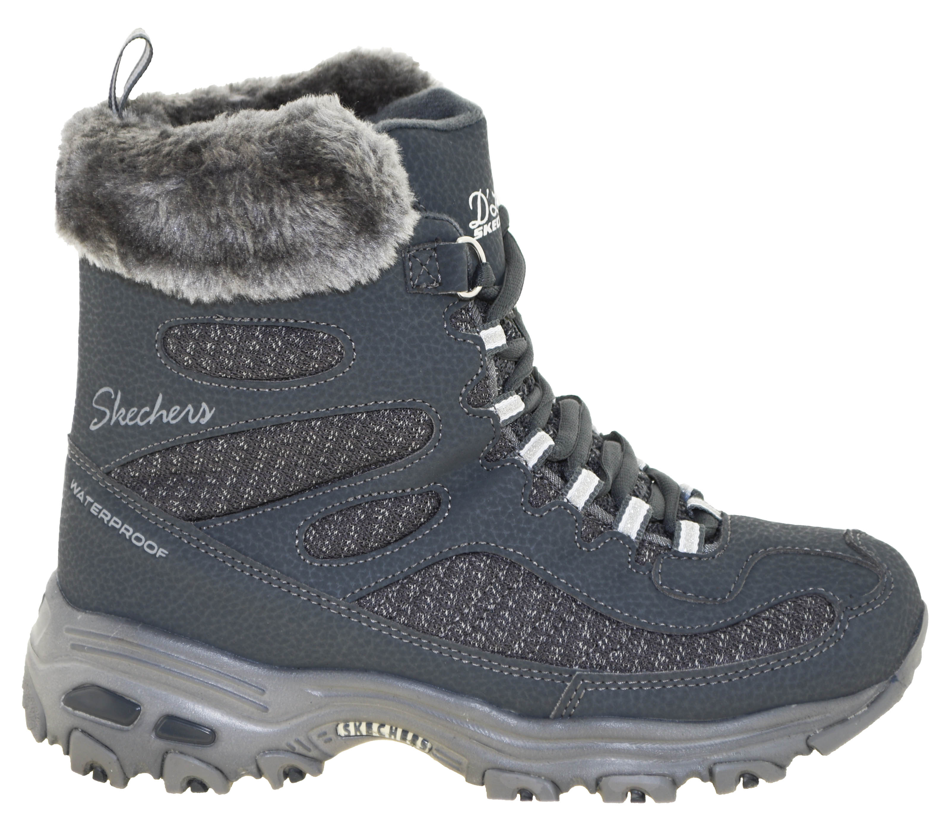 skechers womens winter boots