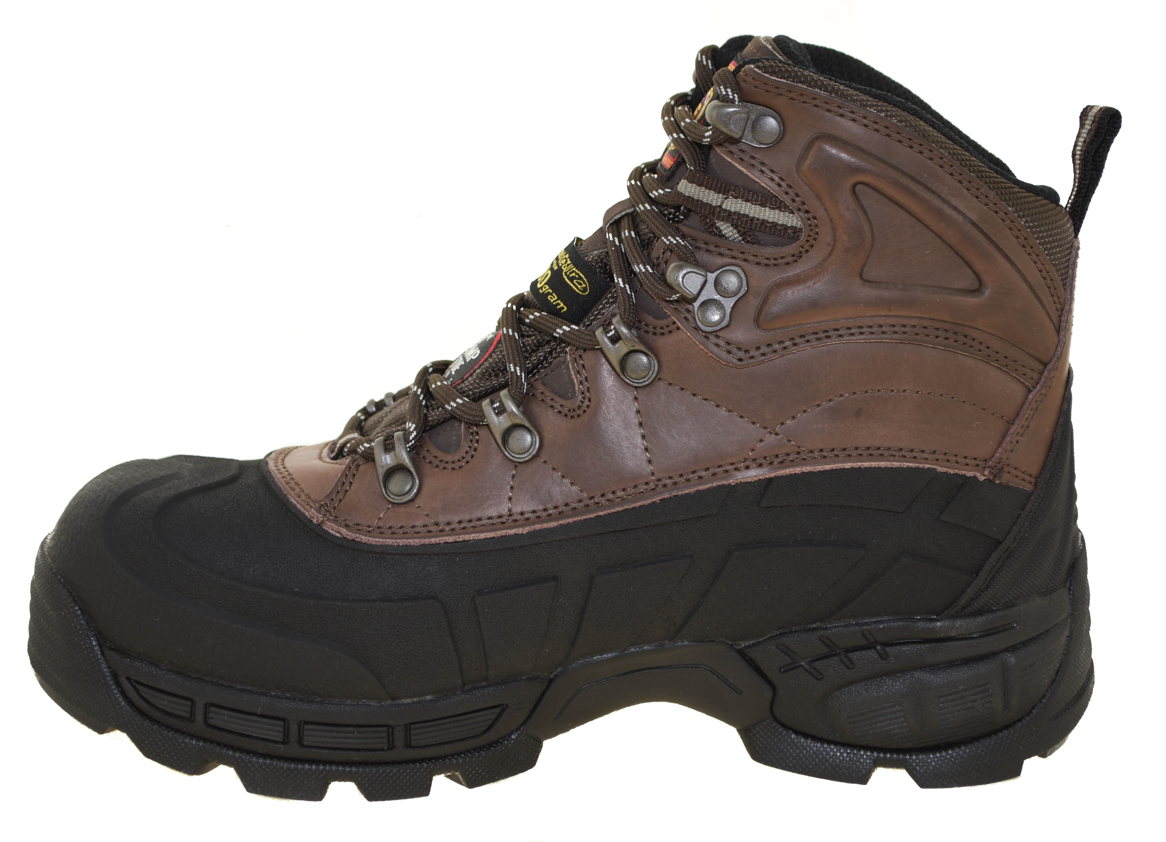 f69f1bfb6d9 Details about Skechers for Work Men's Radford Waterproof Boot Style 77050  BKBR