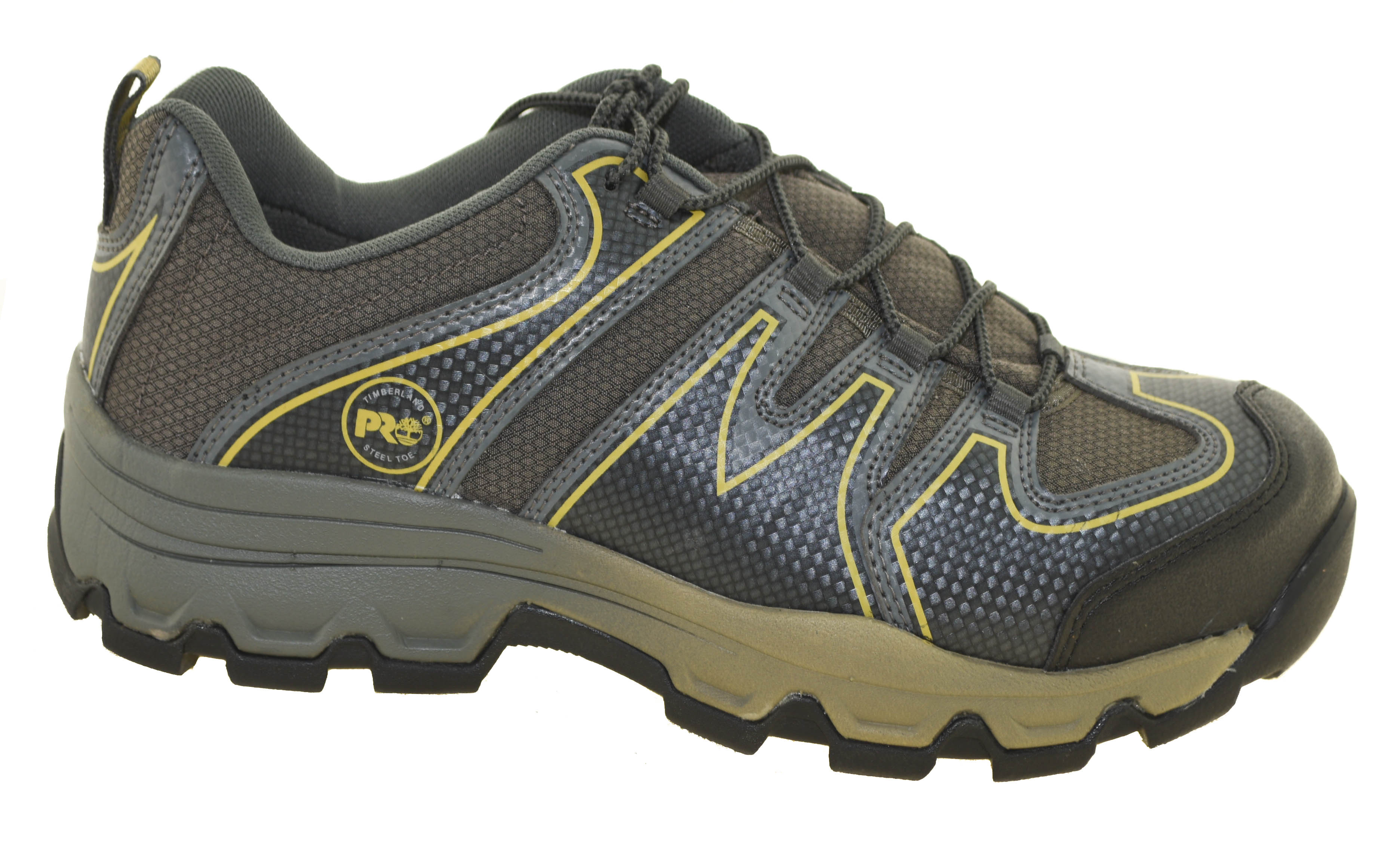 24741dee7e6f0 Details about Timberland Pro Men's Rockscape Low A11P6 Steel Toe Work Shoes