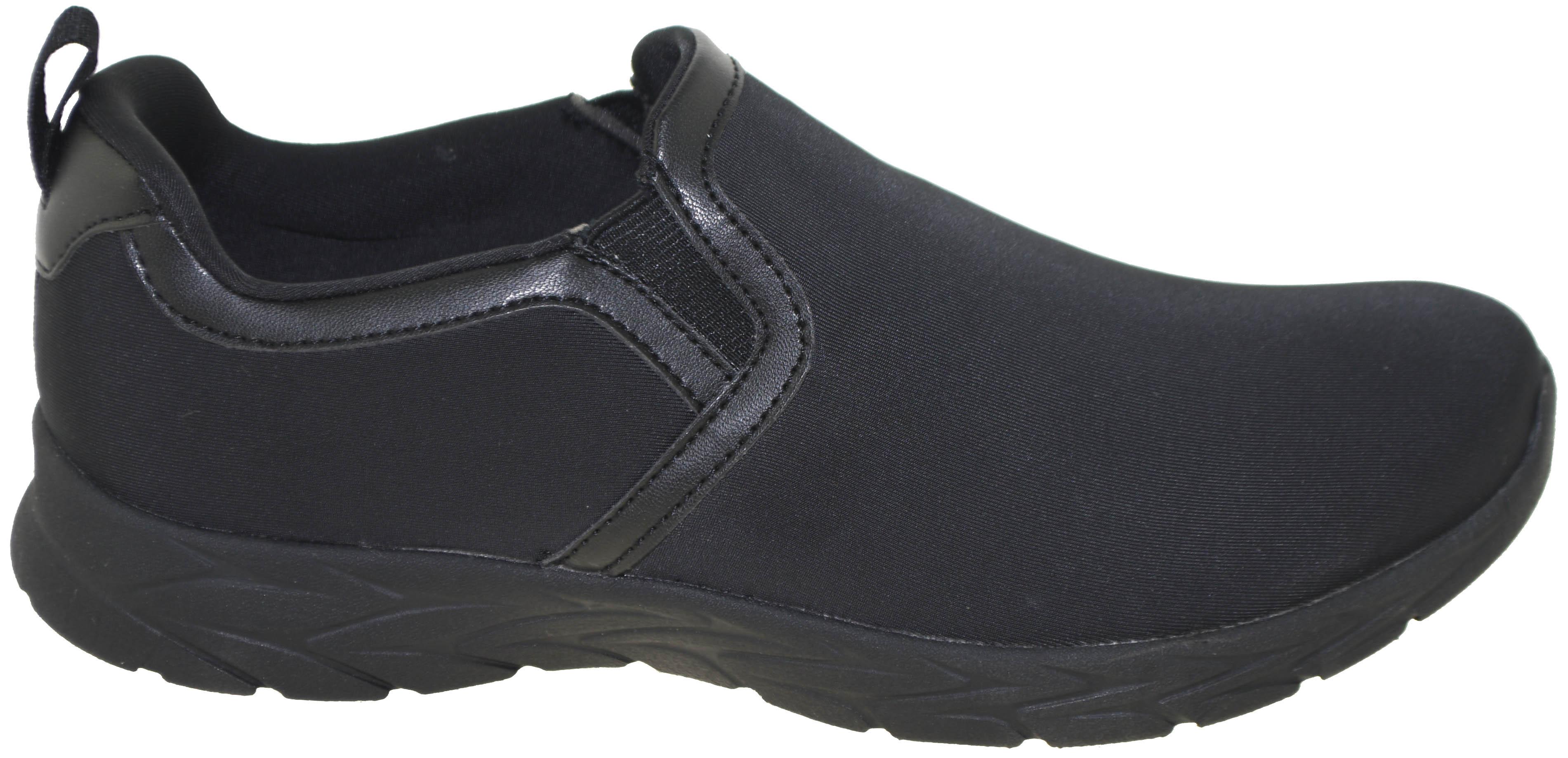 Brisk Blaine Slip-on Sneaker Black