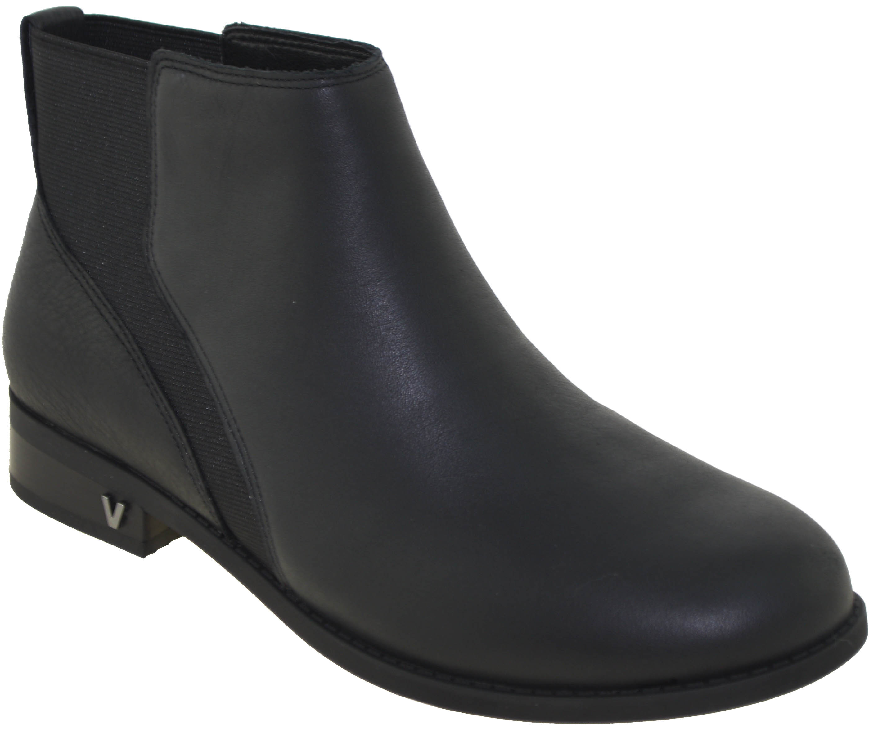 Country Thatcher Ankle Boot Black