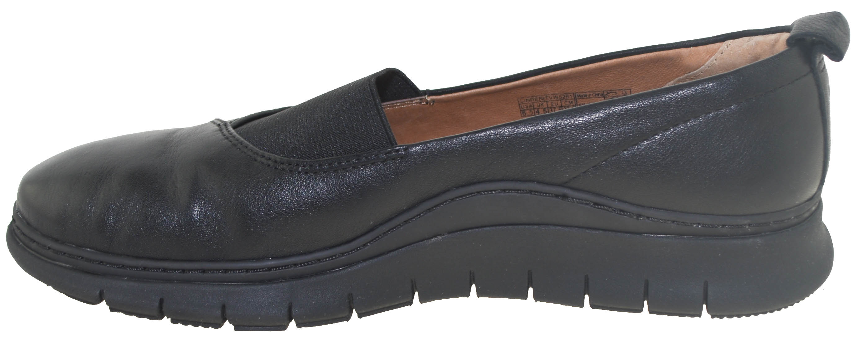3bf6ba46f00 Vionic Women s Fresh Linden Walking Loafer Black