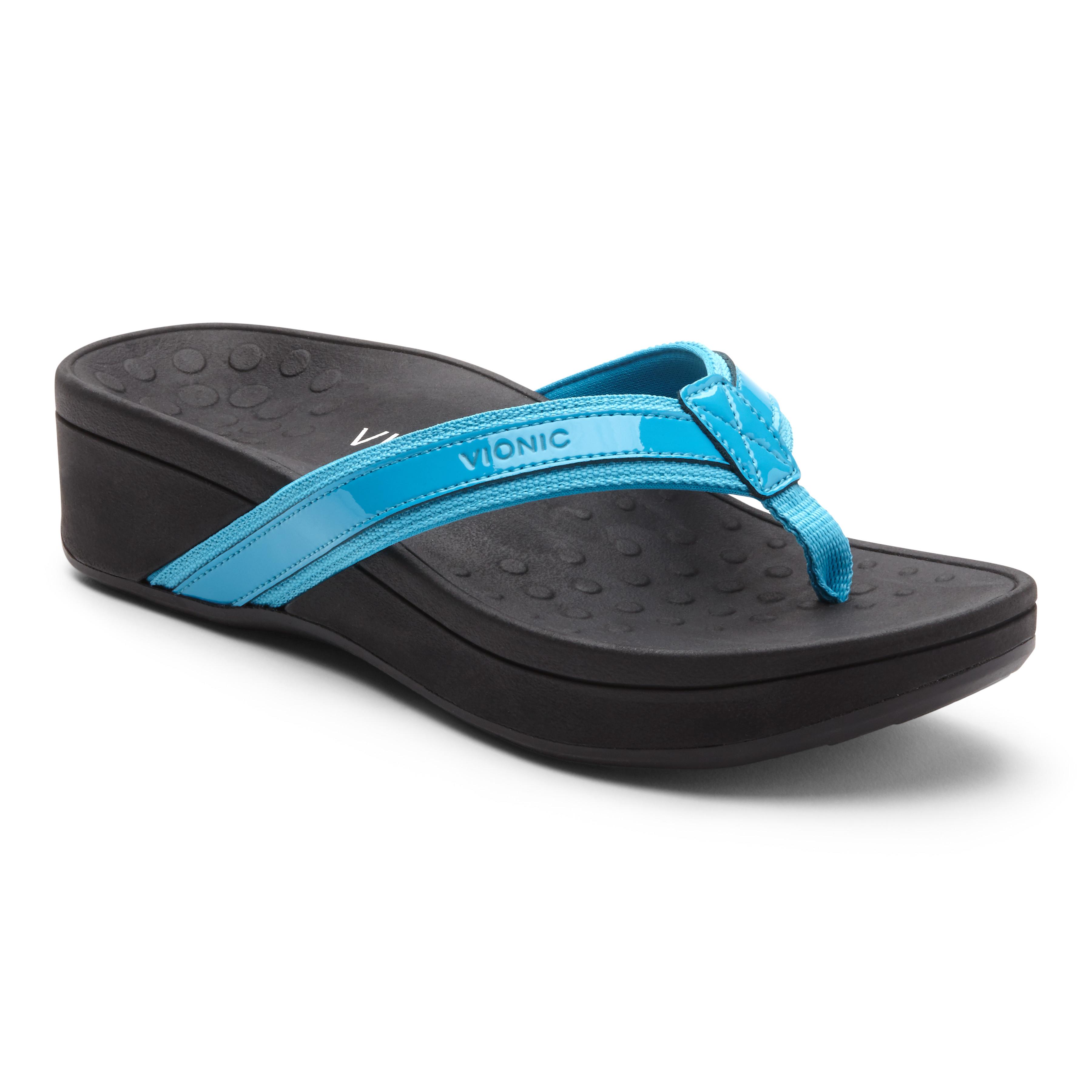31d8f9a487b3 Vionic Women s High Tide Platform Sandal Turquoise