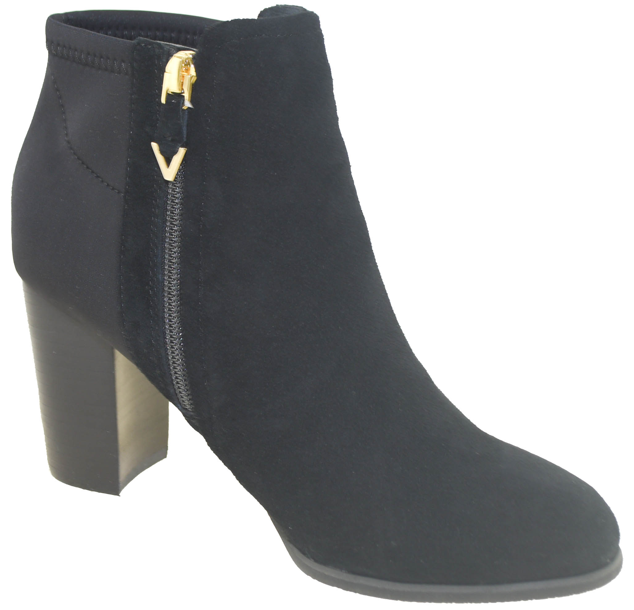 88a82660a6f Details about Vionic Women's Perk Whitney Ankle Boot Black