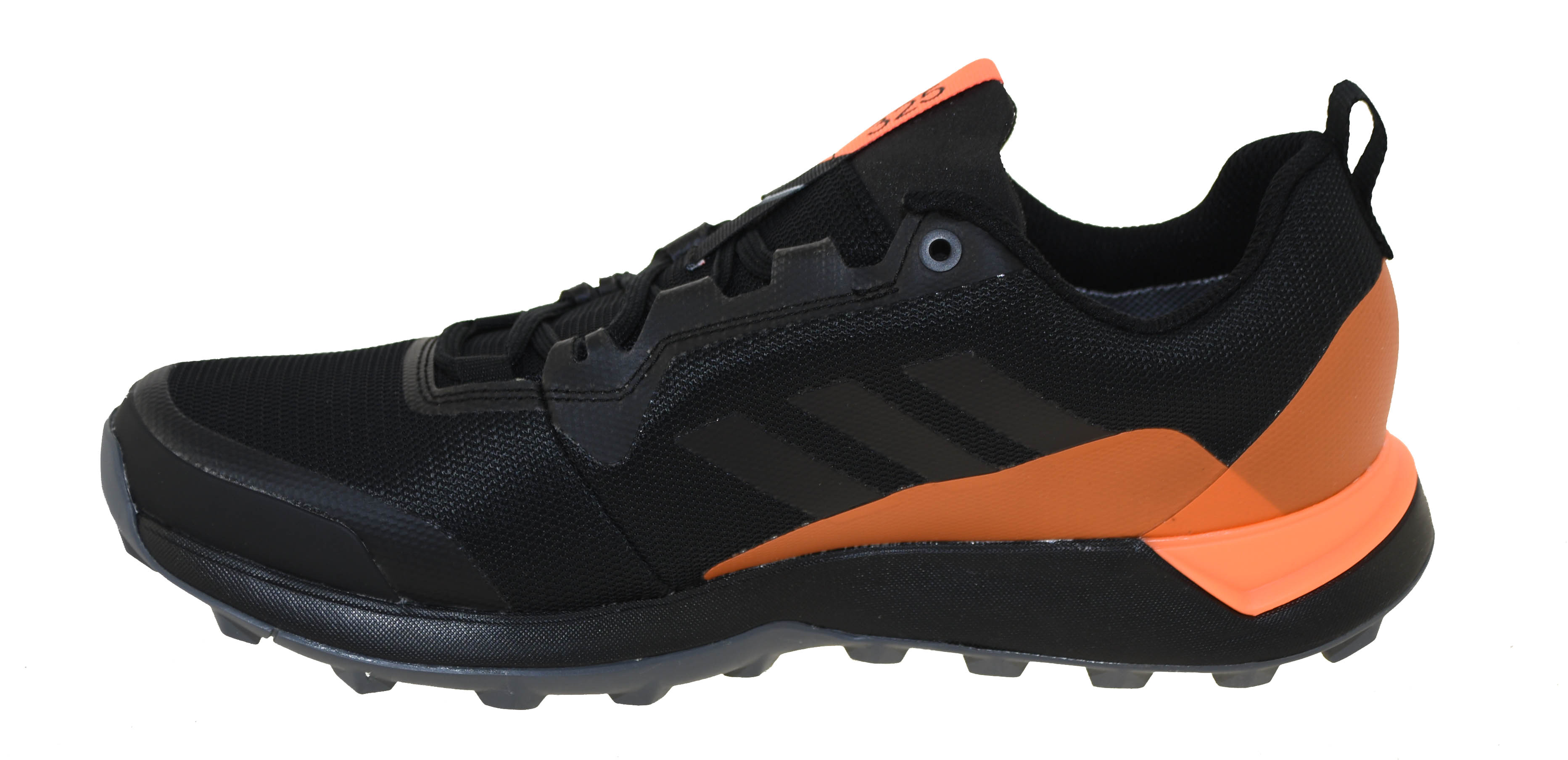 the latest 8e387 8620d Adidas Men s Terrex CMTK GTX Trail Running Shoe Black Grey Orange Style  AC7922