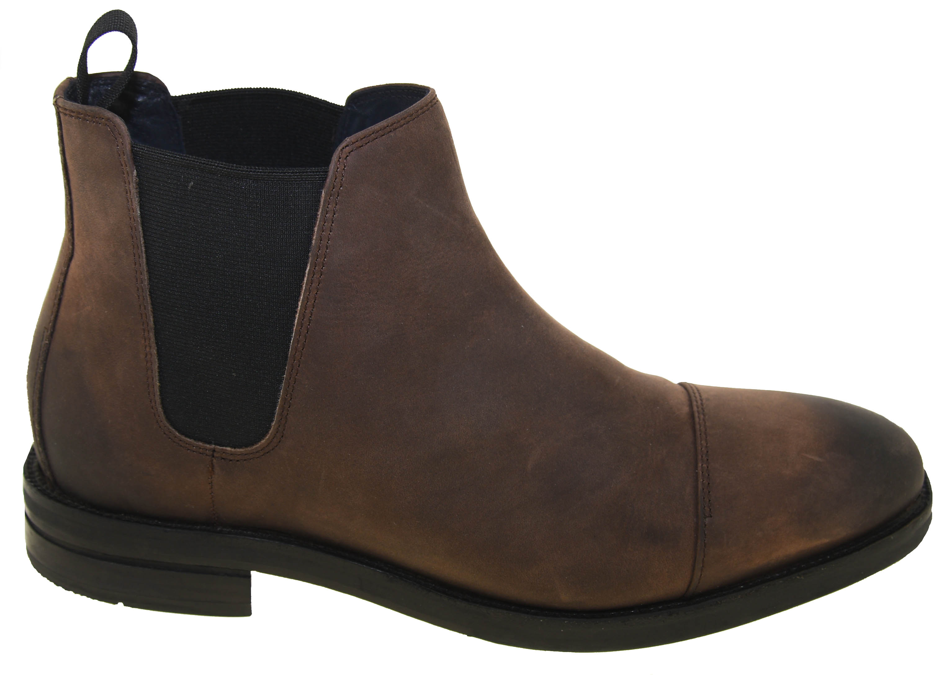 Wagner Grand Chelsea Boot Java Style